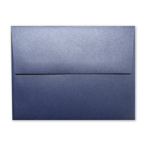 Sapphire Blue Envelopes {Pearlized}
