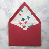Stars Liners & Lined Envelopes