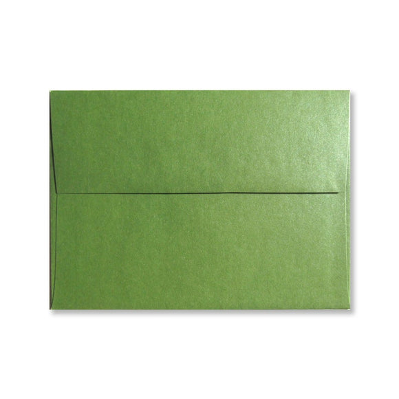 Fairway Green Envelopes {Pearlized}