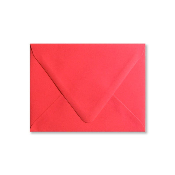 Flamingo Pink Envelopes