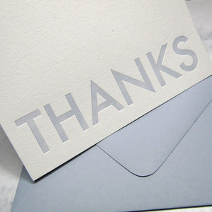 Greta Thank You cards (S) {Last One!}