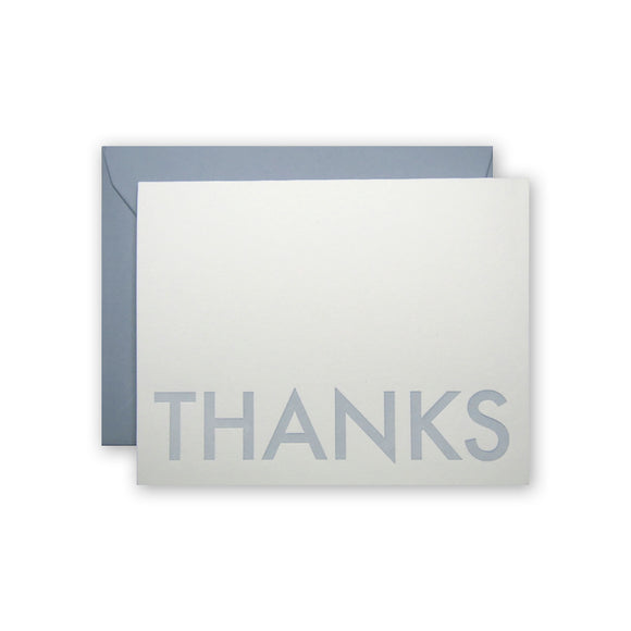 Greta Thank You cards (M) {Last One!}
