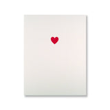 Heart Note Cards {custom}