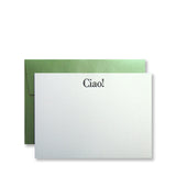Marcello Personalized Stationery (S)