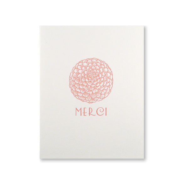 Merci+Dahlia Thank You Cards {Custom}