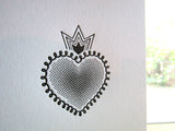 Milagro Heart Note Cards {Custom}