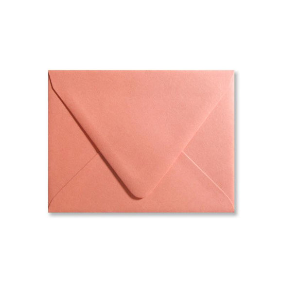 Poppy Orange Envelopes