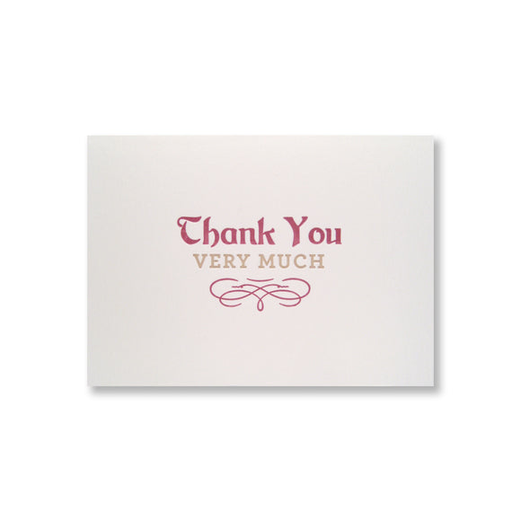 Claudette Thank You Cards {Custom}