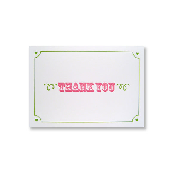 Gardner Thank You Cards (12)