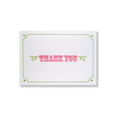 Gardner Thank You Cards {custom}