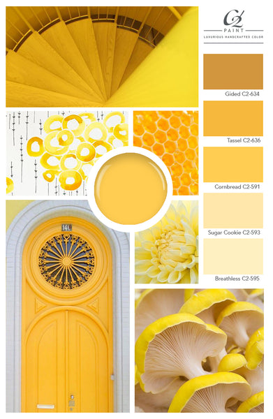 Mood: Yellow