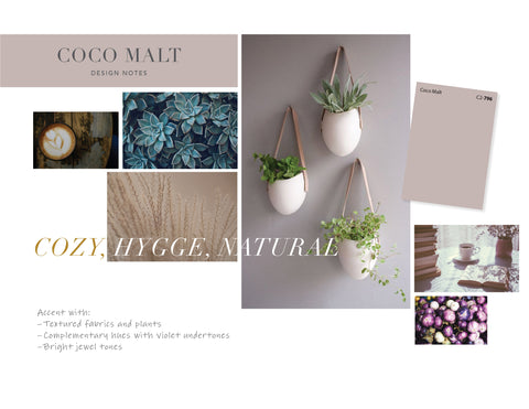 Moodboards are a creative starting point