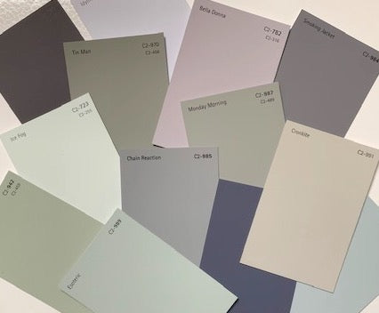 The various undertones of C2 Paint greys present new opportunities