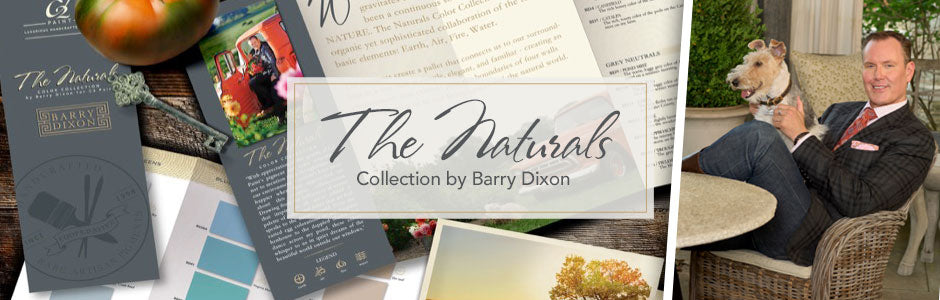 Barry Dixon - The Naturals Collection