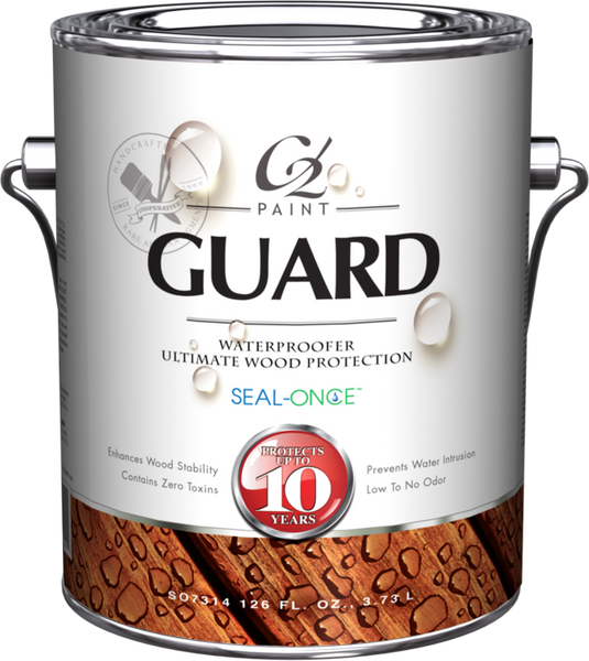 Choose C2 Guard Finish - C2 Paint