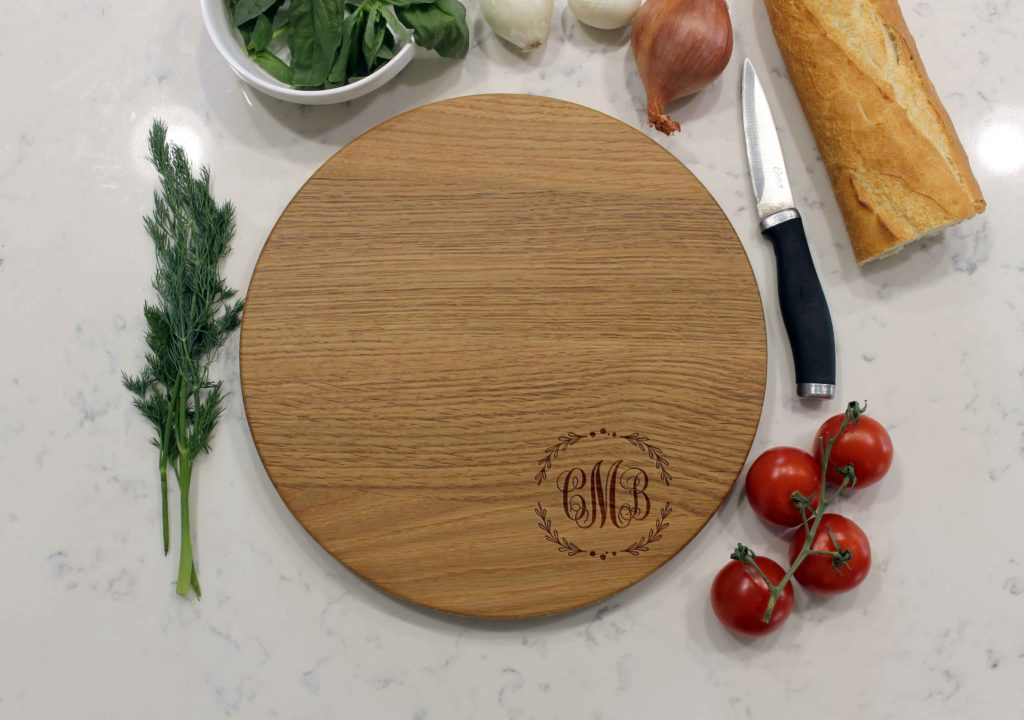 Personalized Wooden Cutting Board - CMB - The Realty Depot