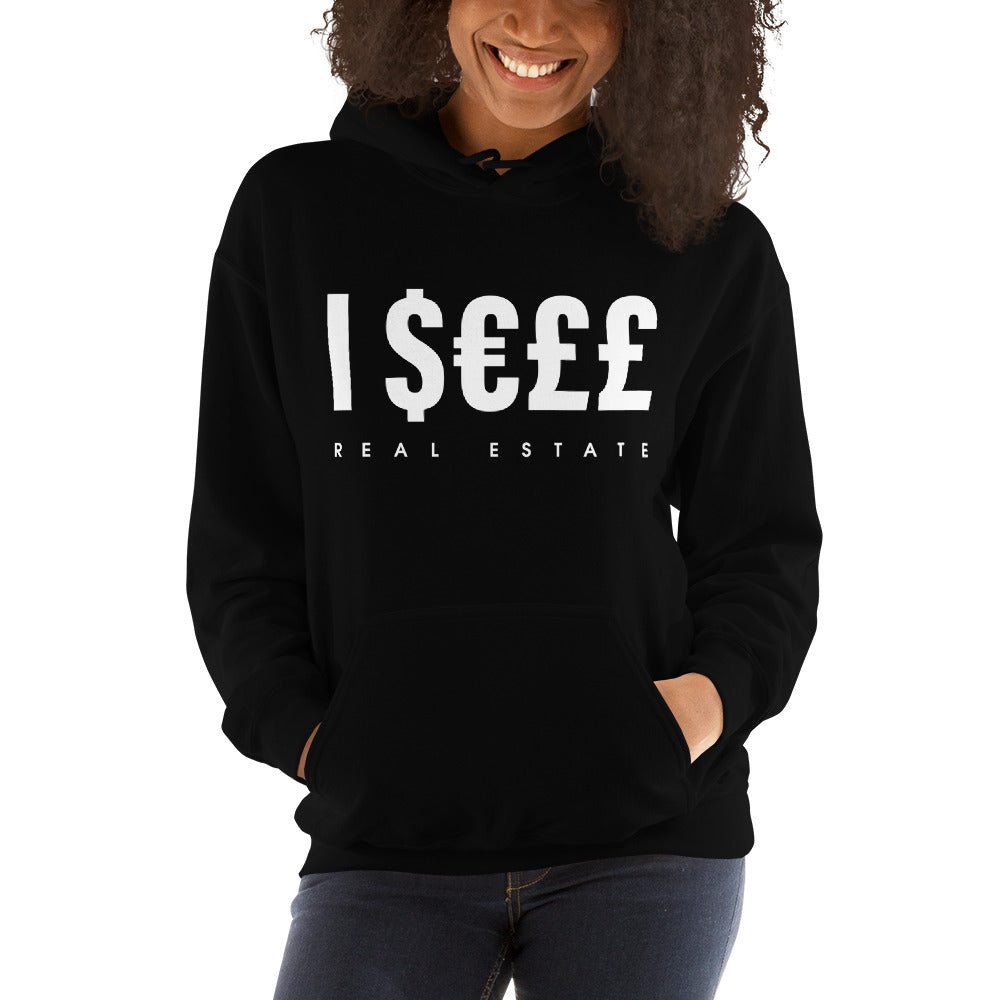 I Sell Real Estate Hooded Sweatshirt - The Realty Depot