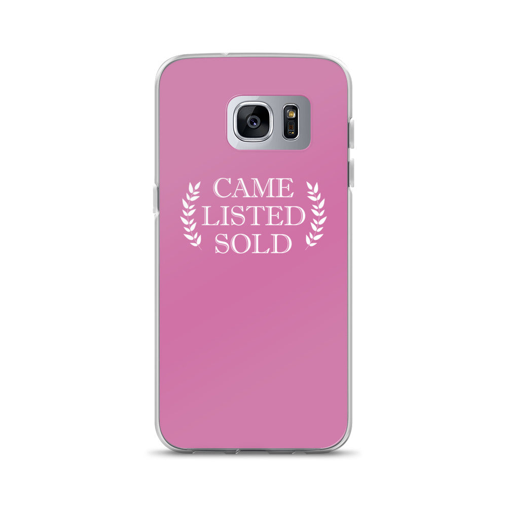 Came Listed Sold Samsung Case - The Realty Depot