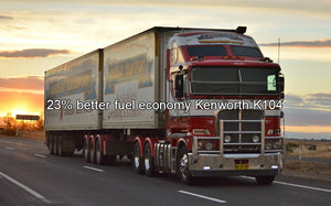 Trucks saving big money on fuel costs with XSnano additive