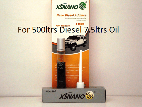 Diesel and Oil starter pack from BiTron Aust