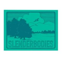 Slenderbodies | Owl Sticker