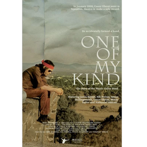 "Conor Oberst | 39X26 Conor Oberst & Mystic Valley Band ""One of My Kind"" Movie Poster"