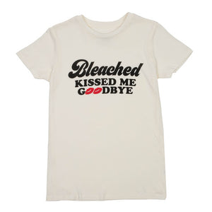"Bleached ""Kiss Me Goodbye"" t-shirt"