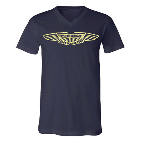 Architects | Wings V-Neck T-Shirt