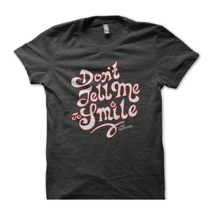The Mastersons | Women's Smile T-Shirt
