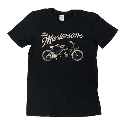 The Mastersons | Tandem Bicycle T-Shirt