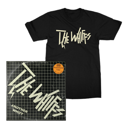 The Whiffs | LP + Black T-Shirt Bundle