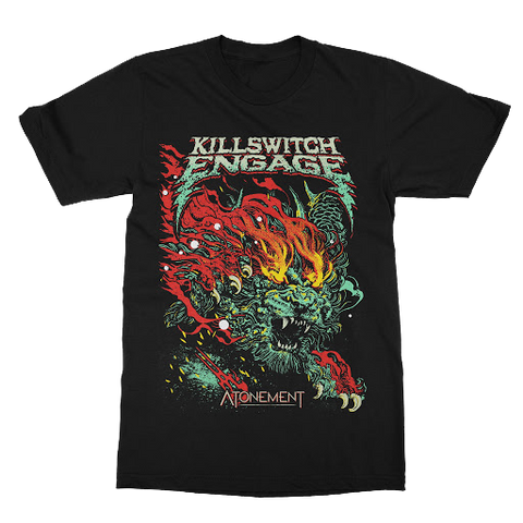 Killswitch Engage | 2020 Atonement Tour T-Shirt W/ Back Print