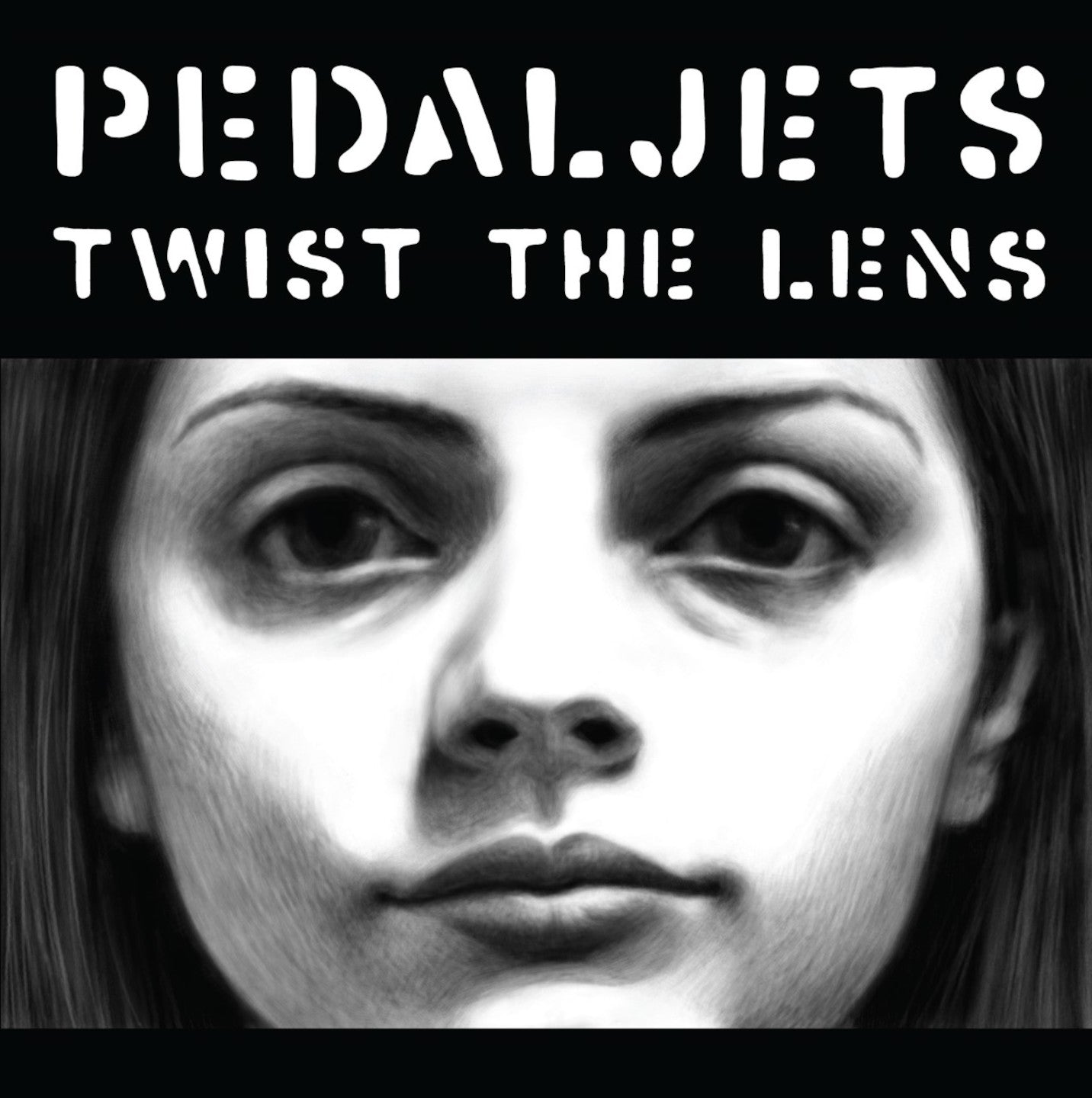 The Pedaljets | Twist The Lens - Digital Download