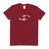 Marian Hill's Hands t-shirt in red