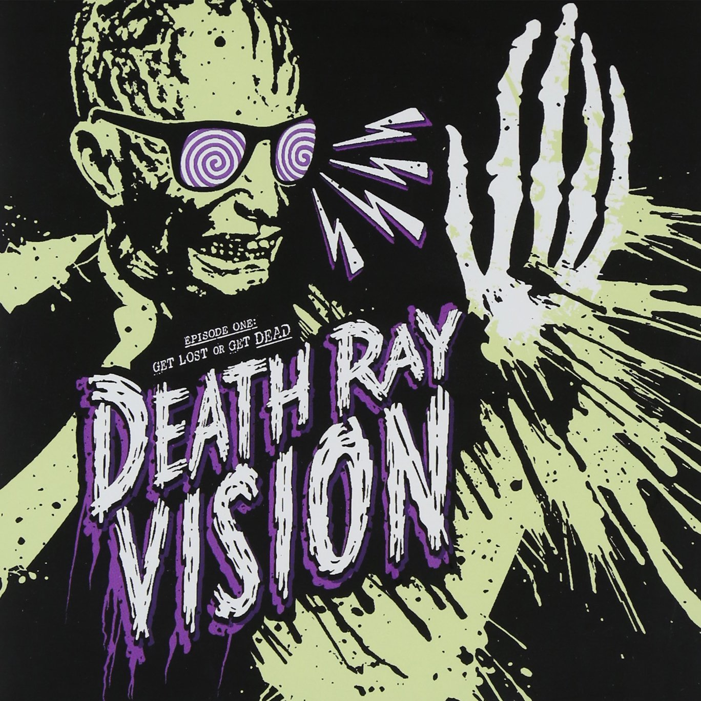 Death Ray Vision | Get Lost Or Get Dead CD