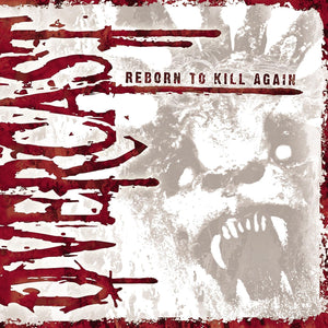 Overcast | Reborn to Kill Again CD
