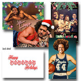Andy Frasco | Holiday Postcard Set of 4