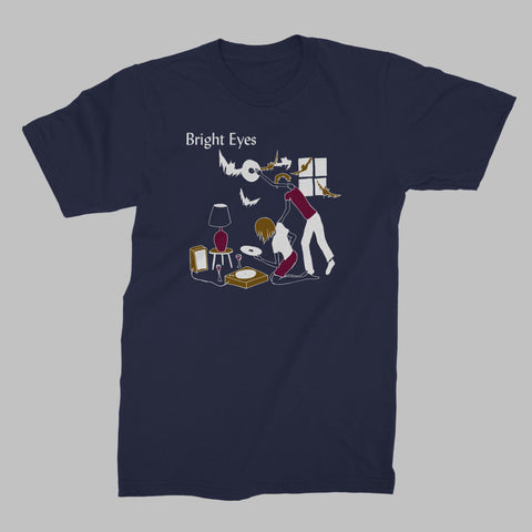 Bright Eyes | Record T-Shirt *PREORDER*