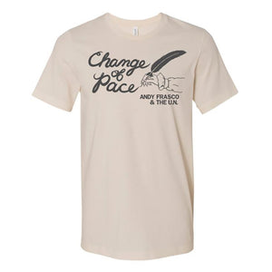 "Andy Frasco ""Change of Pace"" T-shirt"