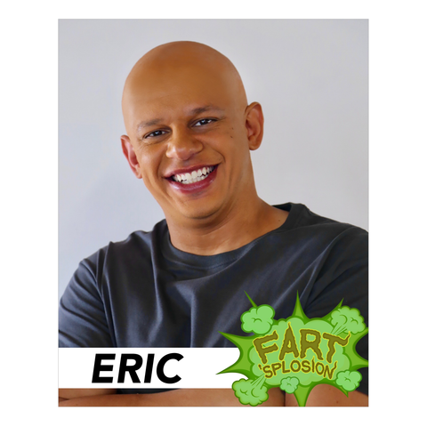 Eric Andre | Headshot *PREORDER*