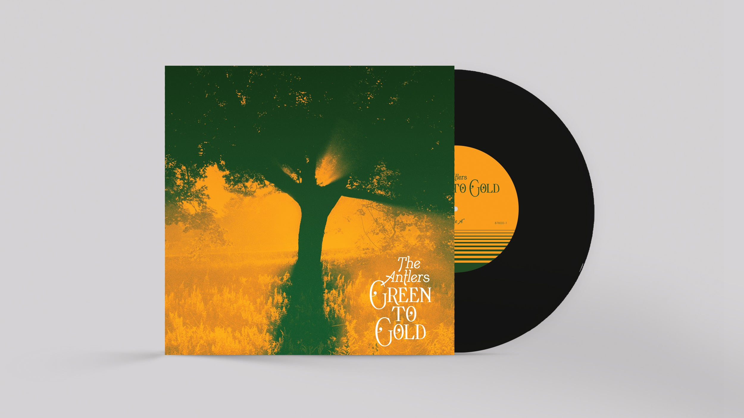 The Antlers | Green To Gold *PREORDER*