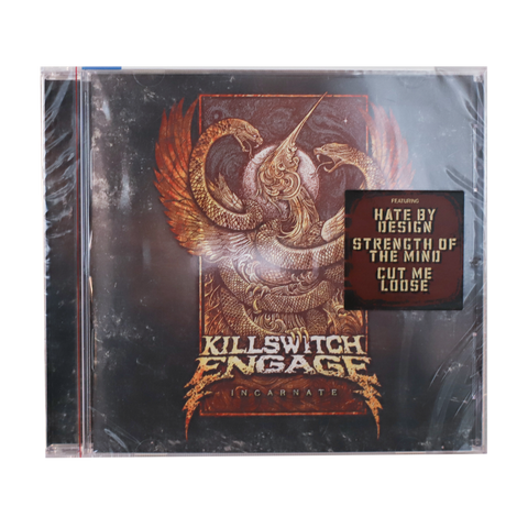 Killswitch Engage Vault | Incarnate CD