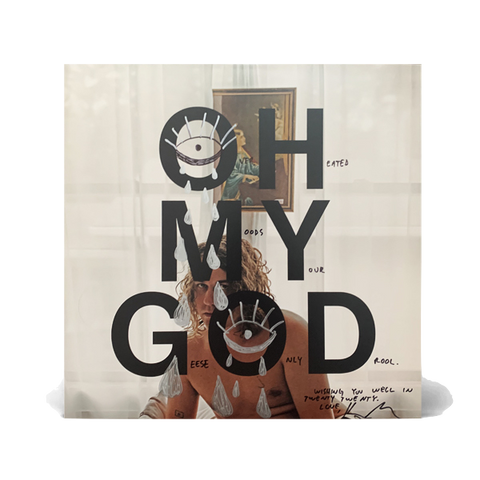 Kevin Morby | Oh My God Custom Cover LP *PREORDER*