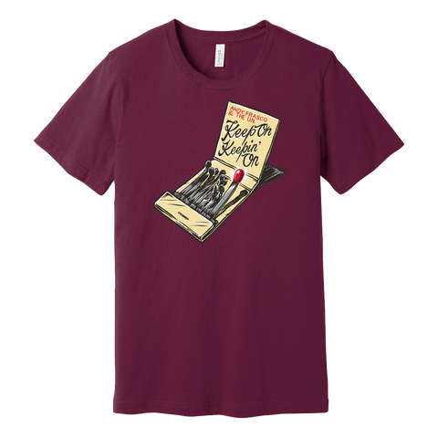 Andy Frasco | Keep On Keepin' On T-Shirt