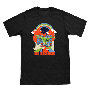 JHS Pedals | Loud Is More Good T-Shirt
