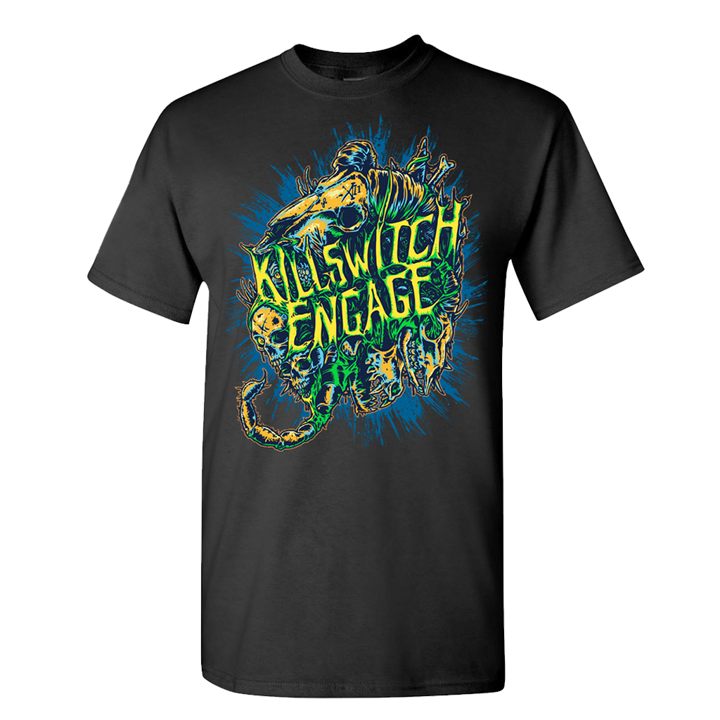 Killswitch Engage | Standard Necro T-Shirt