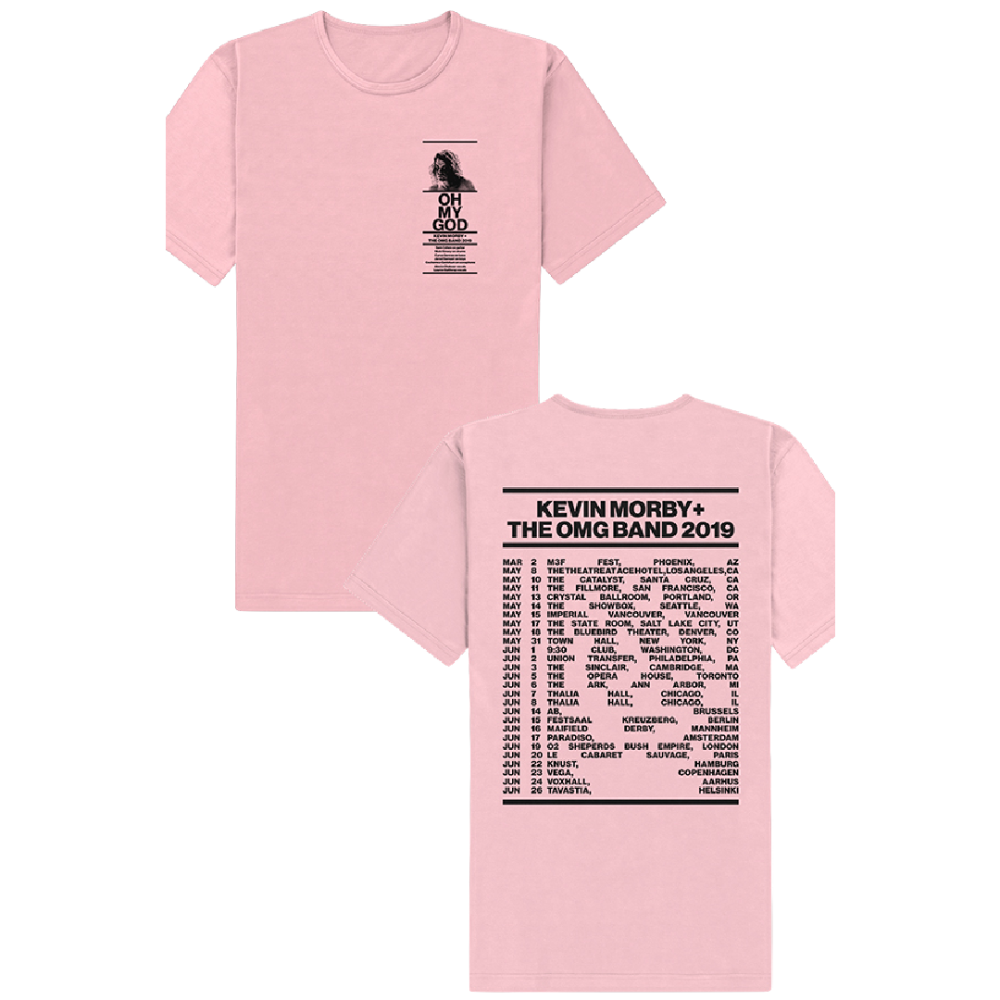 Kevin Morby | Oh My God Tour T-Shirt