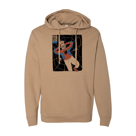 Merch Engine | Spider-Man Hoodie by Arthur Banach *PREORDER*