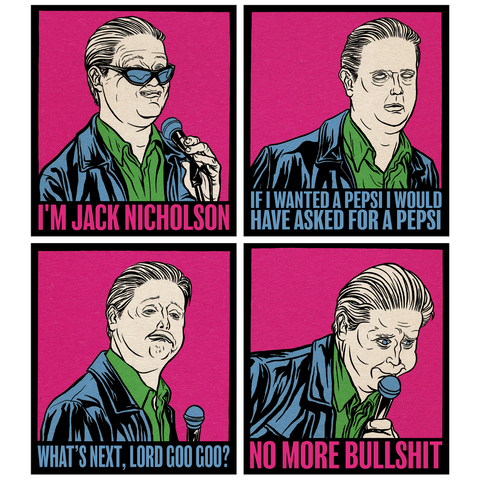 Tim Heidecker | Sticker Pack *PREORDER*