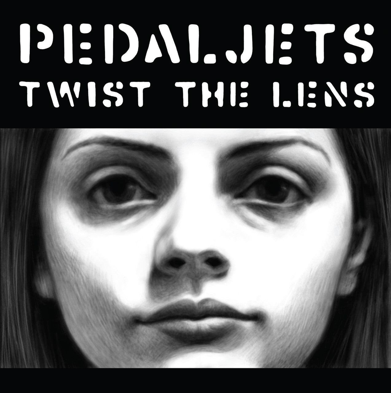 The Pedaljets | Twist the Lens - LP